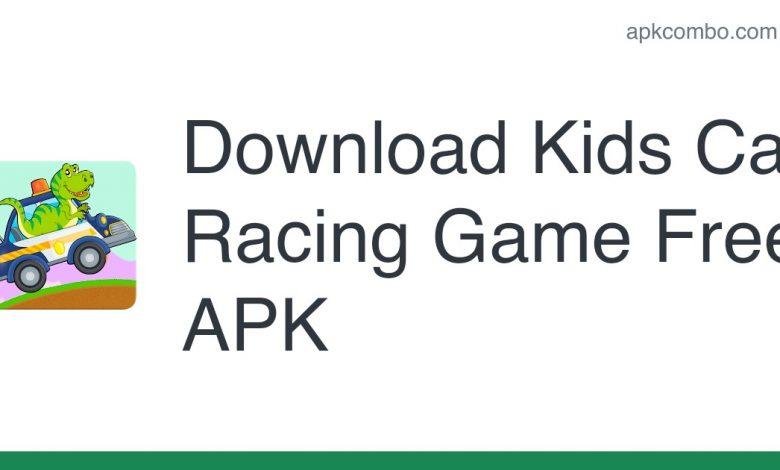 Download Kids Car Racing Game Free APK