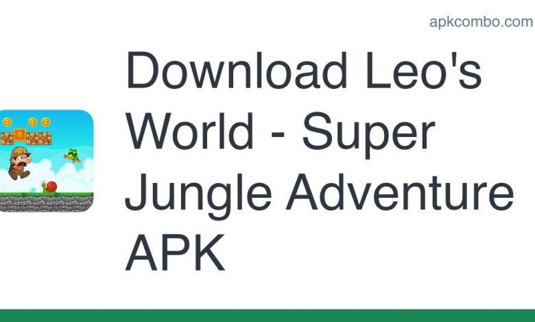 Download Leo's World - Super Jungle Adventure APK