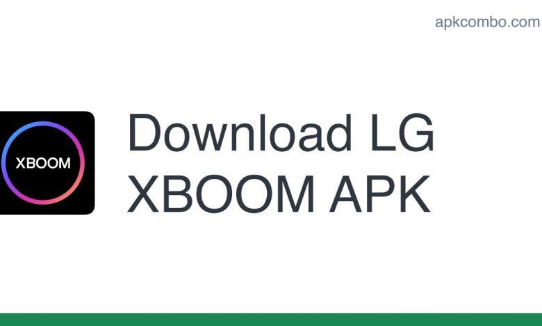 Download LG XBOOM APK - Latest Version