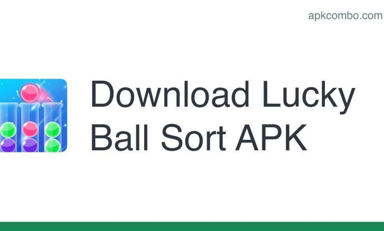 Download Lucky Ball Sort APK