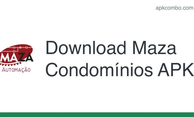 [Released] Maza Condomínios