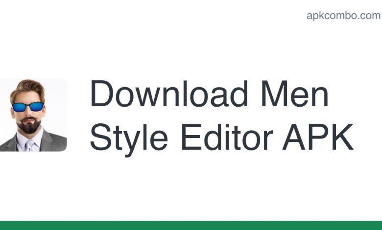 Download Men Style Editor APK