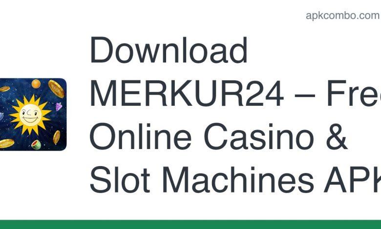 Download MERKUR24 – Free Online Casino & Slot Machines APK