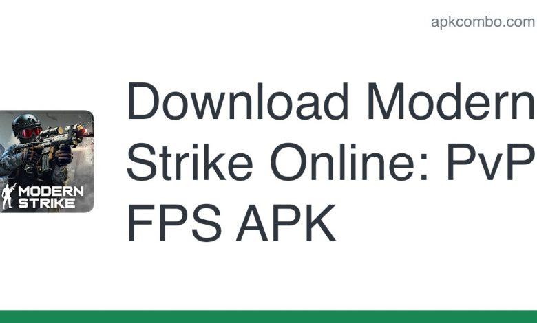 Download Modern Strike Online: PvP FPS APK