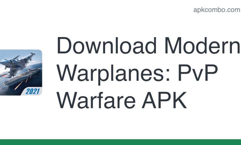 Download Modern Warplanes: PvP Warfare APK