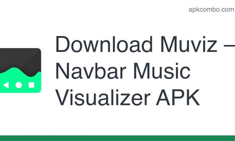 Download Muviz – Navbar Music Visualizer APK