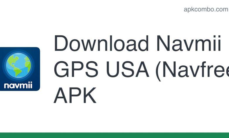Download Navmii GPS USA (Navfree) APK