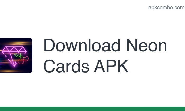 Download Neon Cards APK - Latest Version
