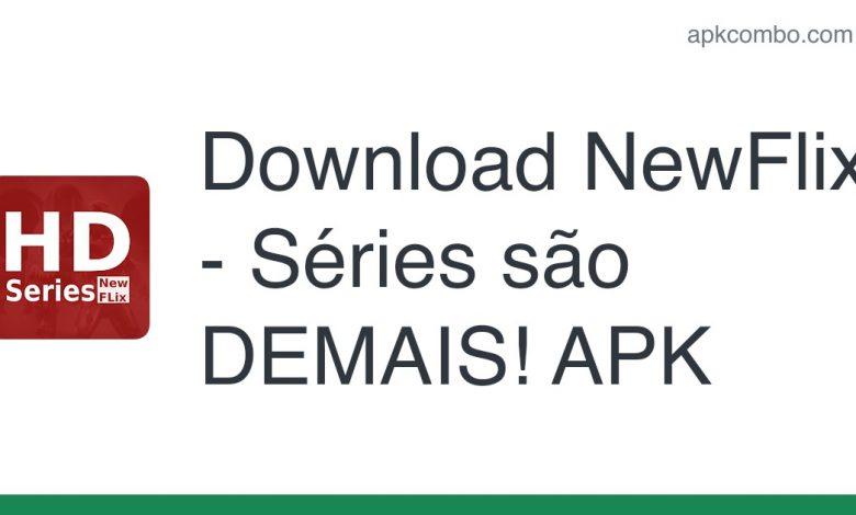 Download NewFlix - Séries são DEMAIS! APK