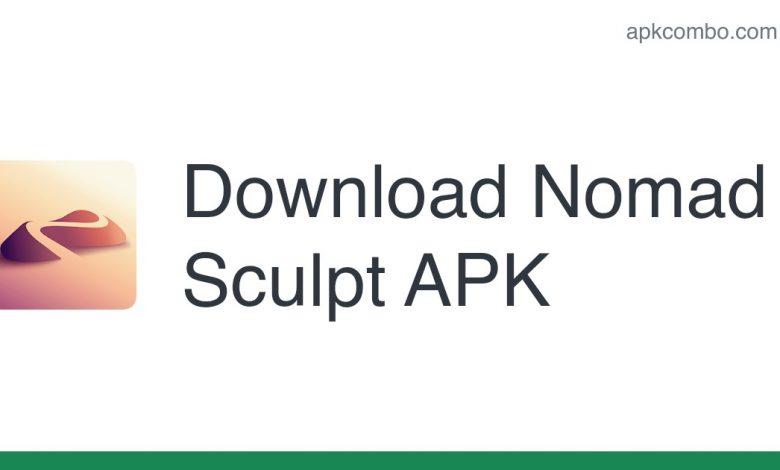 Download Nomad Sculpt APK - Latest Version