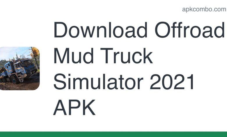 Download Offroad Mud Truck Simulator 2021 APK