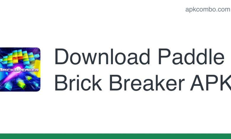 Download Paddle Brick Breaker APK