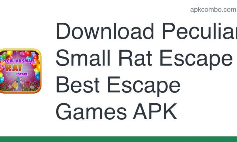 Download Peculiar Small Rat Escape - Best Escape Games APK