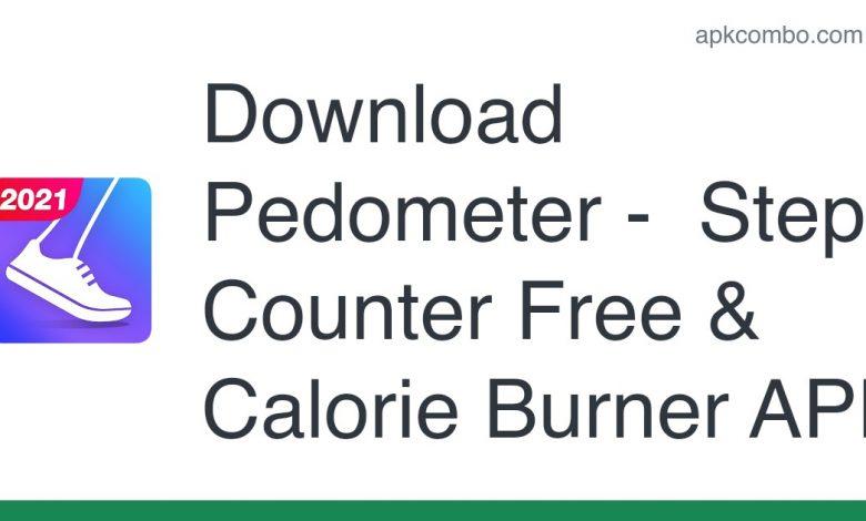 Download Pedometer - Step Counter Free & Calorie Burner APK