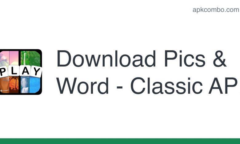 Download Pics & Word - Classic APK