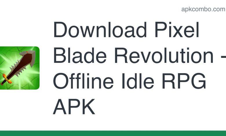 Download Pixel Blade Revolution - Offline Idle RPG APK