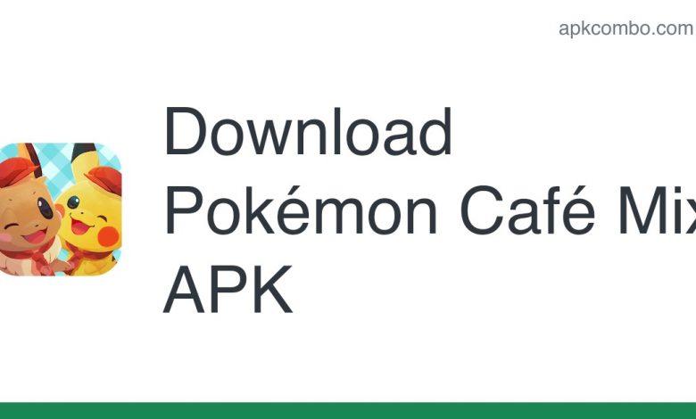 Download Pokémon Café Mix APK
