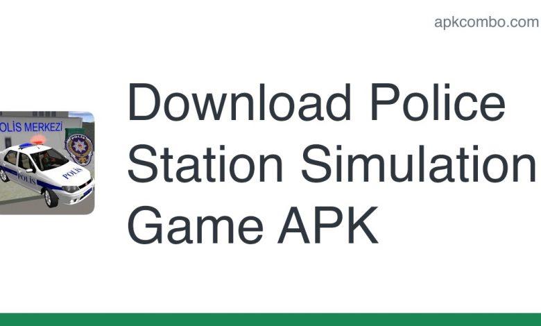 Download Police Station Simulation Game APK