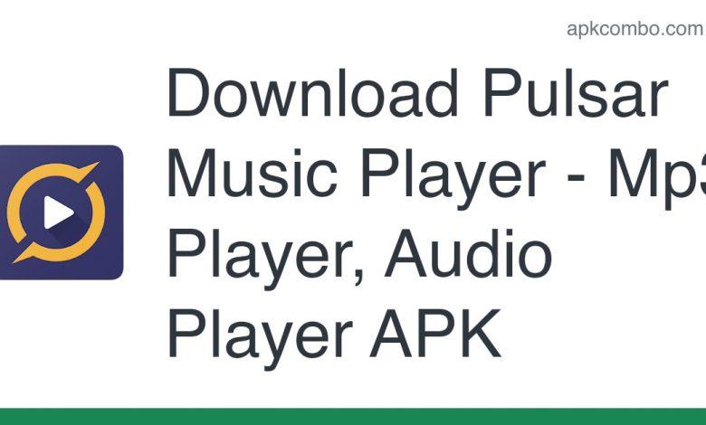 Download Pulsar Music Player - Mp3 Player, Audio Player APK