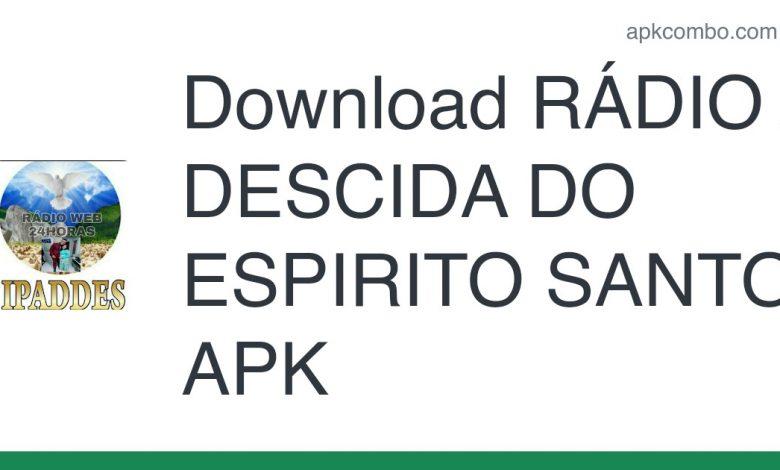 [Released] RÁDIO A DESCIDA DO ESPIRITO SANTO
