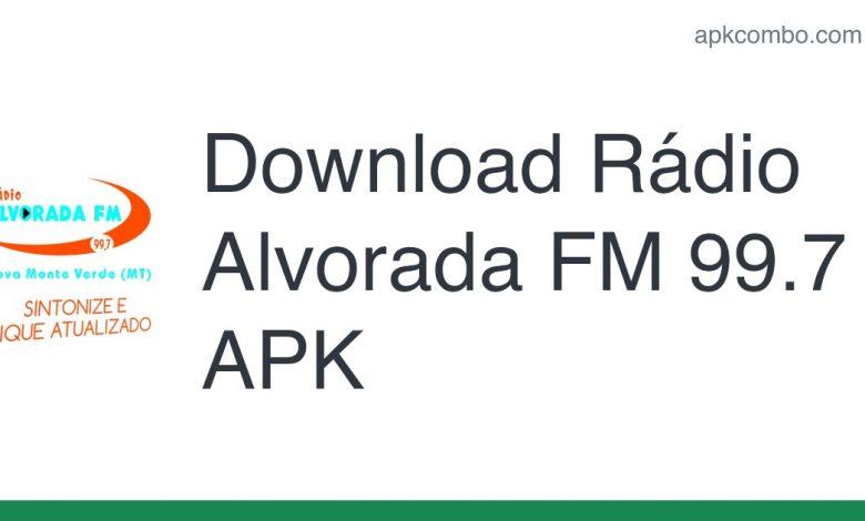 [Released] Rádio Alvorada FM 99.7