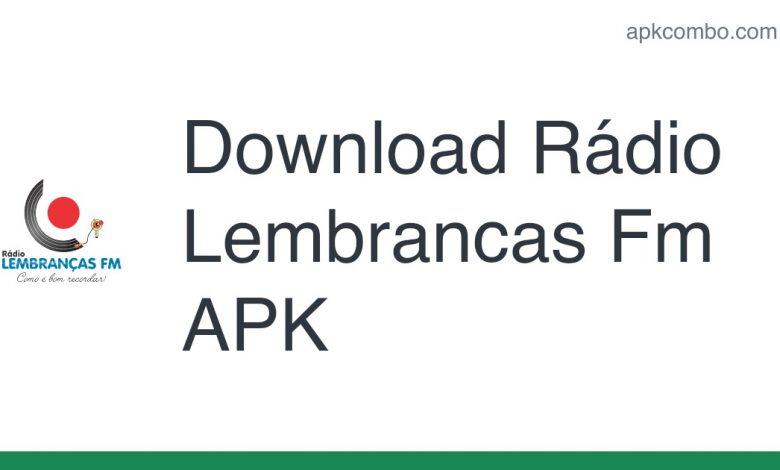[Released] Rádio Lembrancas Fm