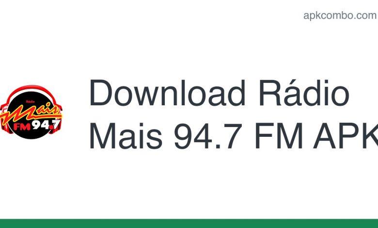 [Released] Rádio Mais 94.7 FM