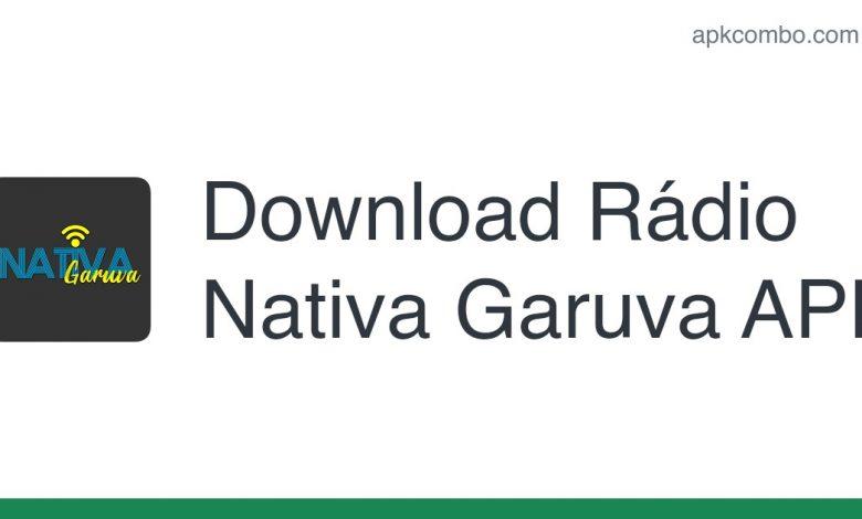 Download Rádio Nativa Garuva APK