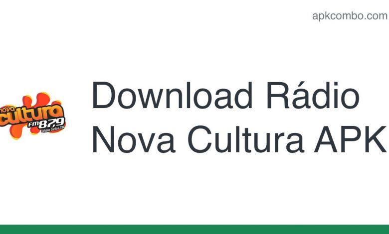 [Released] Rádio Nova Cultura