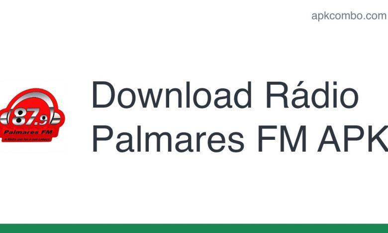 [Released] Rádio Palmares FM