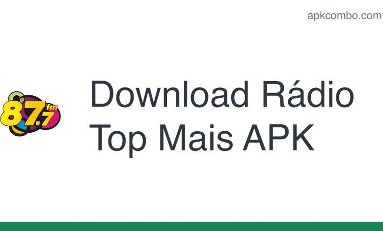 [Released] Rádio Top Mais