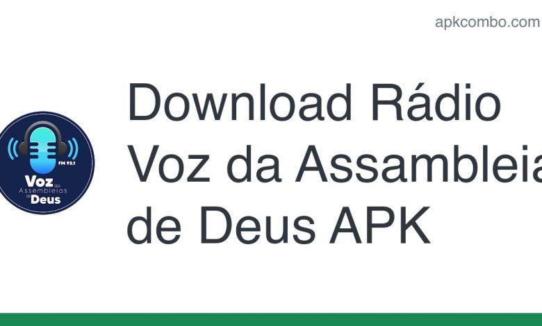 [Released] Rádio Voz da Assambleia de Deus
