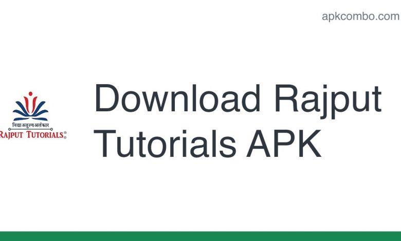 Download Rajput Tutorials APK - Latest Version