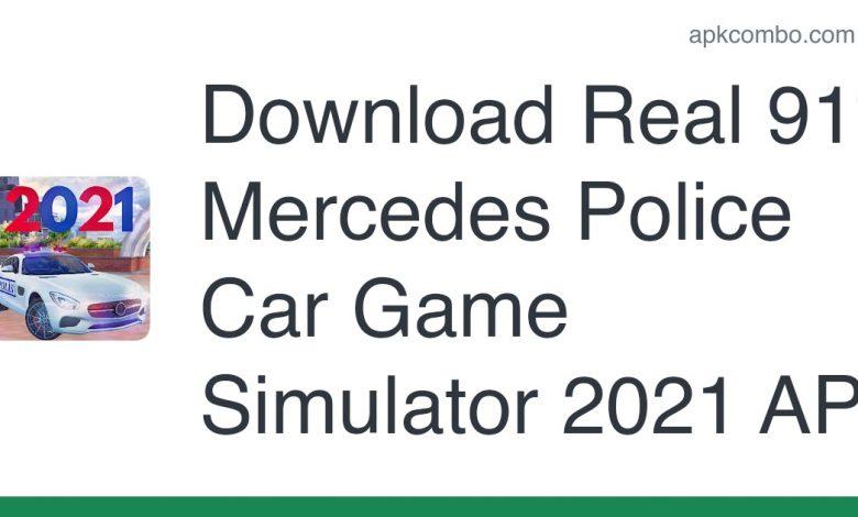 Download Real 911 Mercedes Police Car Game Simulator 2021 APK