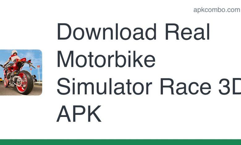 Download Real Motorbike Simulator Race 3D APK