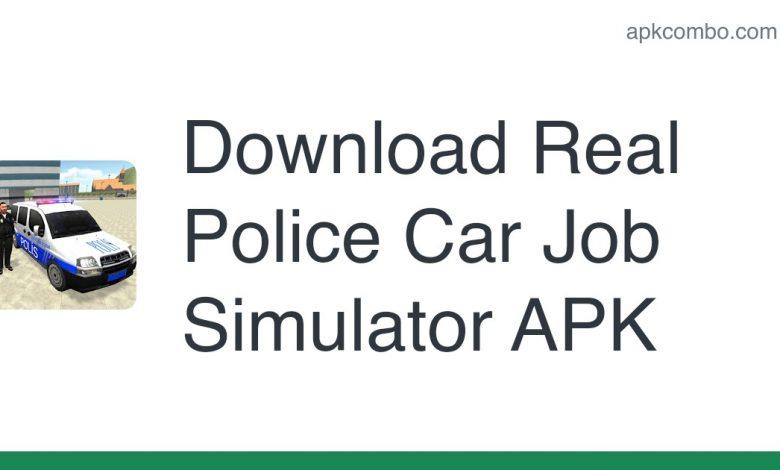 Download Real Police Car Job Simulator APK
