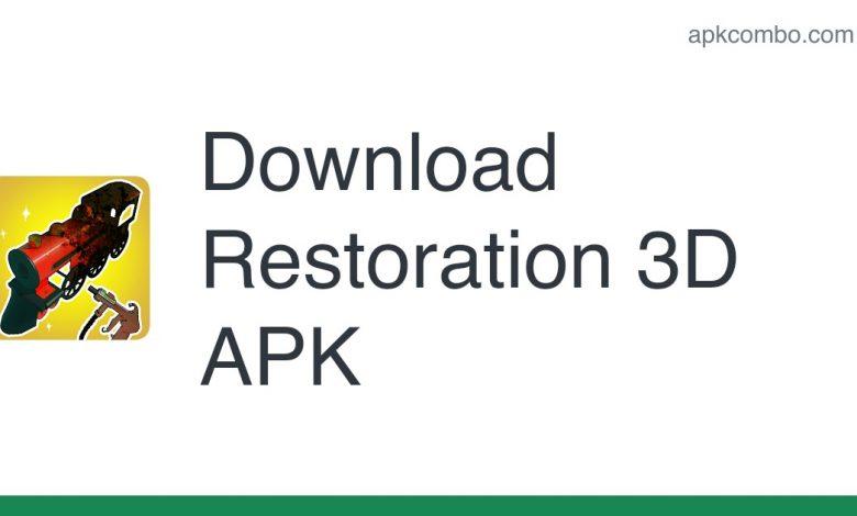 [Released] Restoration 3D