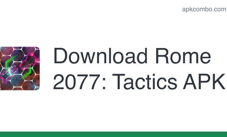 Download Rome 2077: Tactics APK