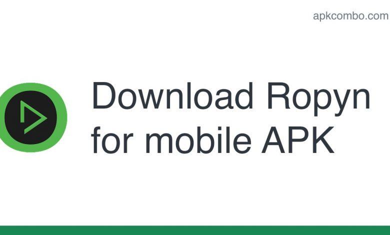 Download Ropyn for mobile APK