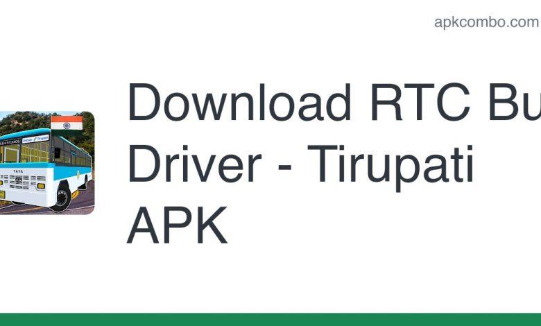 Download RTC Bus Driver - Tirupati APK