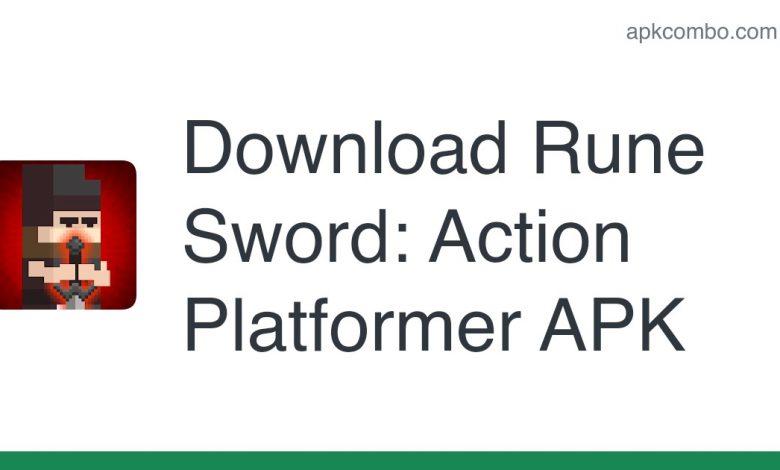 Download Rune Sword: Action Platformer APK