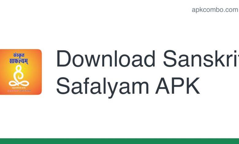 Download Sanskrit Safalyam APK - Latest Version