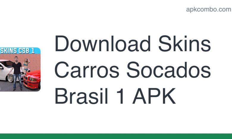 [Released] Skins Carros Socados Brasil 1