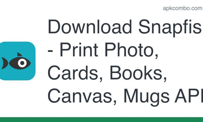 Download Snapfish - Print Photo, Cards, Books, Canvas, Mugs APK