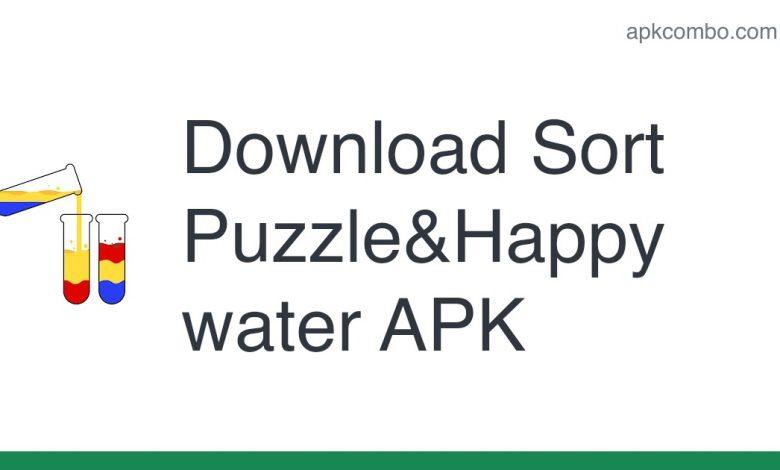 Download Sort Puzzle&Happy water APK