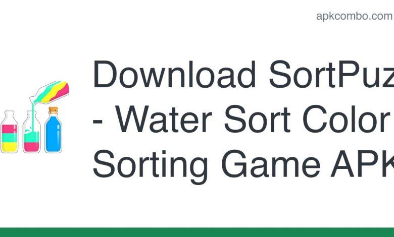 Download SortPuz - Water Sort Color - Sorting Game APK