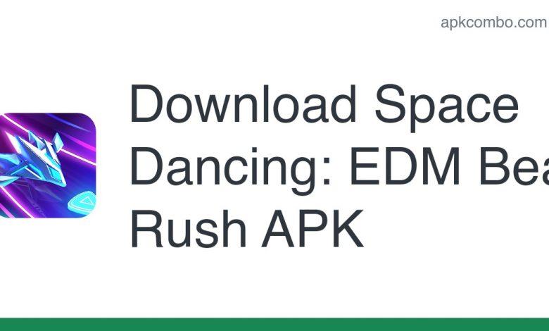 Download Space Dancing: EDM Beat Rush APK