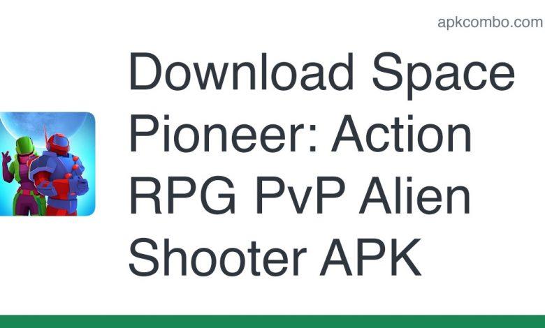 Download Space Pioneer: Action RPG PvP Alien Shooter APK