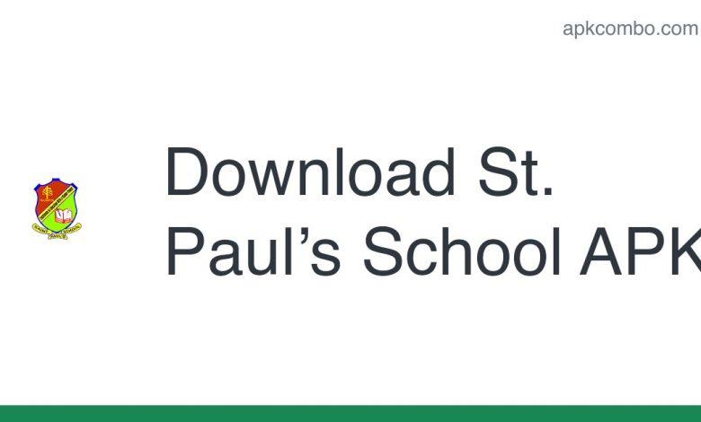 Download St. Paul's School APK