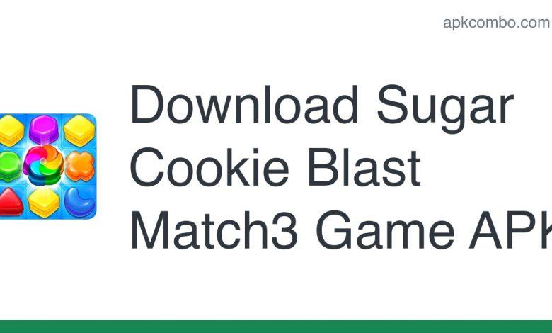Download Sugar Cookie Blast Match3 Game APK